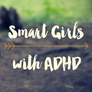 Smart Girls with ADHD Logo