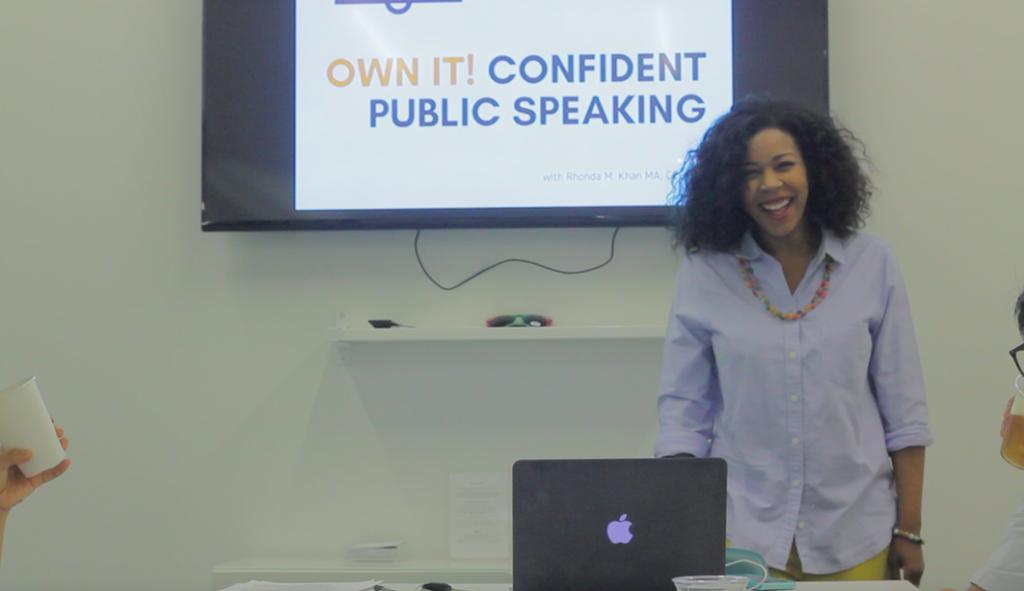 Rhonda Public Speaking