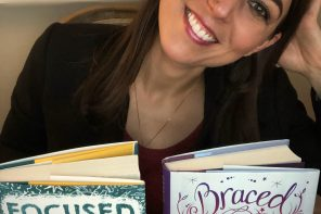 "Alyson Gerber: Author of ""Focused"""